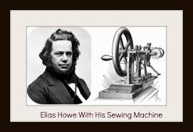Sewing Machine Who Invented
