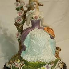 "<b>Статуэтка Royal Classics</b> ""Дама с птицей"" – купить в Москве, цена ..."