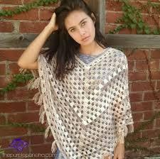 Free Crochet Poncho Pattern New Inspiration Design