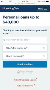 Lending Club Borrower Reviews Lendingclub Personal Loans Review November 2019 Finder Com