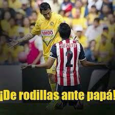 Los memes de la derrota de Chivas ante el América | UN1ÓN Jalisco ... via Relatably.com
