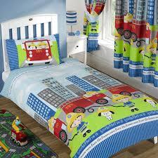 photo 1 of 8 fire engine duvet cover 1 character themed children s single duvet cover bedding sets
