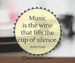 Quotes About Music Interesting 48 Powerful Music Quotes To Feed Your Soul SayingImages
