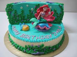 Ariel Cake Decorations Little Mermaid Birthday Cakes At Walmart Cake Decorations