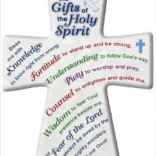 father broom talks to his friday evening verance group about these seven gifts and how we can use them in our lives