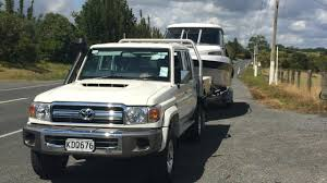 Toyota Land Cruiser 2017 Towing Review | AA New Zealand