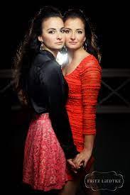 Modeling Twins: Lana an Mirna's Modeling Portfolio Shoot » Fritz Photography