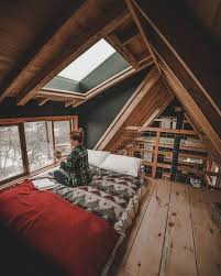 Attic Loft Bedroom Design Ideas 49 Stylish Loft Bedroom Design Ideas A Frame House Tiny
