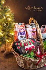 coffee gift basket ideas the blond cook