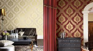 Wallpaper For Living Room Feature Wall Living Room Feature Wall Wallpaper Ideas Home Vibrant