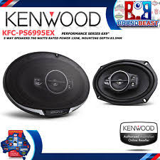 pioneer 5 way 6x9. kenwood kfc-ps6995ex performance series 6x9\ pioneer 5 way 6x9