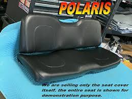 seat cover crew 570 utv black 998b