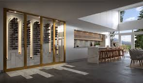 Wine Cellar Room Design Stact Custom Wine Cellars Stact Wine Racks