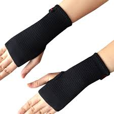 <b>Kuangmi 1 Pair</b> Carpal Tunnel Medical Wrist Support <b>Brace</b> Fitness ...