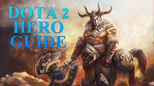 dota 2 hero guides centaur warrunner youtube