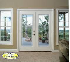 patio door glass insert wonderful french doors fiberglass front interior design 5 inserts with blinds