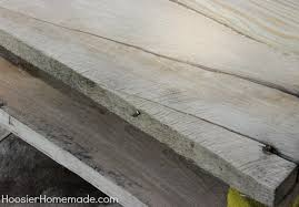 outdoor pallet wood. How To Build A Wood Pallet Deck : Outdoor Space | Details On HoosierHomemade.com