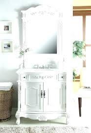 rustoleum chalk paint furniture paint antique white furniture classic style antique white bathroom sink vanity mirror