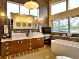 mid century modern bathroom lighting incredible vanity all home designs within 19