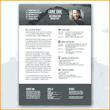Free Cool Resume Templates Amazing Sample Creative Resume Template Artistic Resume Template Best 40