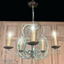 rot iron chandeliers antique country french painted wrought iron chandelier wrought iron chandeliers with crystal accents
