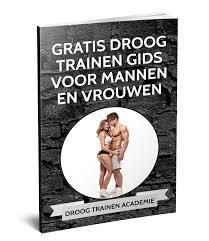 lichaam droog trainen