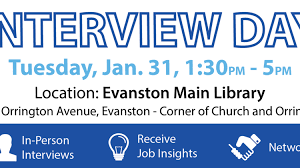Interview Day for roles in the Northern Suburbs - Evanston Now