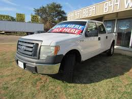 2010 Ford F-150 for sale in Lubbock, TX