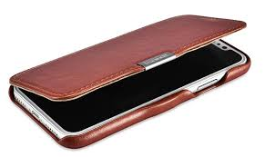 icarer iphone x genuine leather case