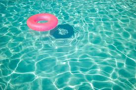 pool water with float. Simple Water Swimming Pool And Spa Introduction On We Heart It  Pool Water With Float In E