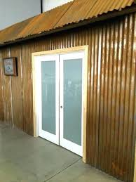 cost of corrugated metal corrugated metal siding rusted corrugated siding metal wall panels cost