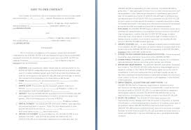 Contracts Template With Free Partnership Agreement Of Sales Form ...