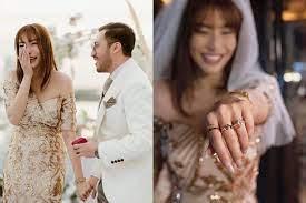 มิล่า กามิกาเซ่ น้ำตาแตก! แฟนหนุ่มคุกเข่าขอแต่งงานบนเรือหรู