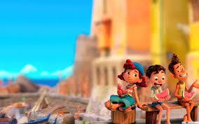 2021] Luca mit Alberto & Giulia - Disney X Pixar Film 'LUCA' HD  Hintergrundbilder herunterladen