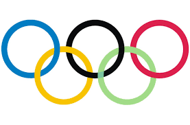Resultado de imagen de aros olimpicos