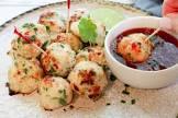 baked shrimp balls
