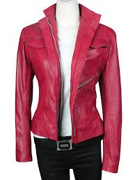 maroon leather jacket for college girls leather jacket for teen girls