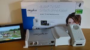 Satelliten Tv über Das Stromnetz Hiz032