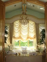 similar to a balloon shade this australian shade falls elegantly down a window it