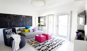 Teen hangout room ideas