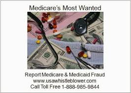 Medicare's Most Wanted - Report Medicare Fraud