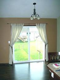 patio door curtain ideas patio door curtain ideas kitchen patio door curtains home staging curtains over