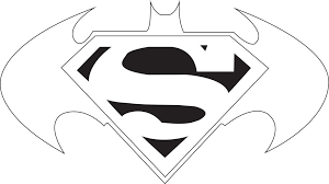 batman symbol coloring page. Plain Page Superman Vs Batman Coloring Pages Throughout Symbol Page O
