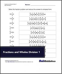 Multiplyings Worksheets With Answers Math Pre Algebra Worksheet ...