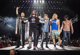 Foo Fighters In Concerto A Cesena Il 3 Novembre Da Domani In
