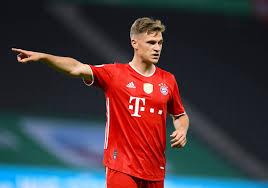 He is often compared with former bayern munich captain philipp lahm and is. Bundesliga Joshua Kimmich Nach Verletzung Zuruck Beim Fc Bayern
