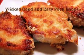 wicked good and easy pork chops a