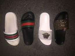 gucci slides. versace gucci slides shoes
