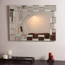 decorative bathroom mirror. Decor Wonderland Quebec Modern Bathroom Mirror Decorative