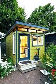 prefab backyard office. Backyard Office Shed Ideas Of Garden Plans Outside . Prefab S